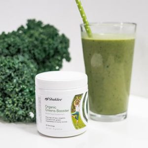 Greens With Shake Kale Shaklee